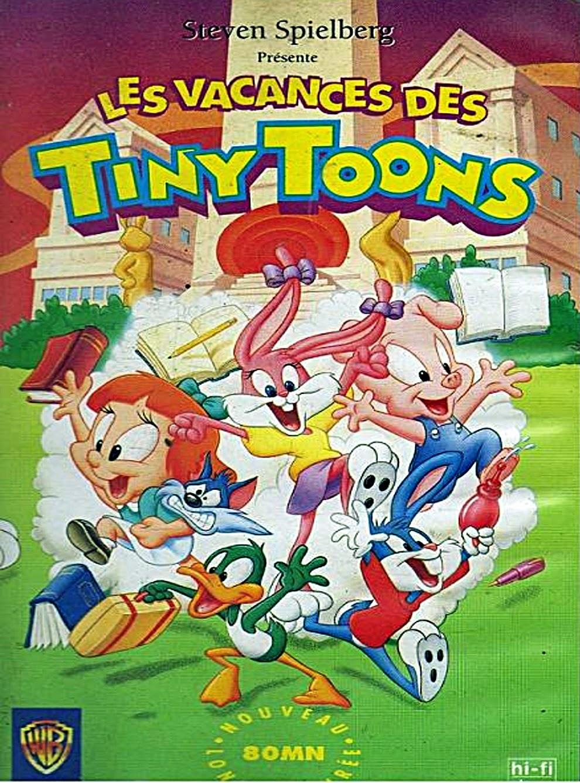 Les Vacances des Tiny Toons affiche