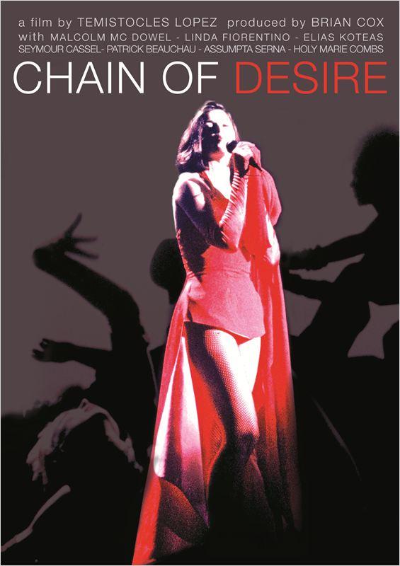 affiche du film Chain of Desire