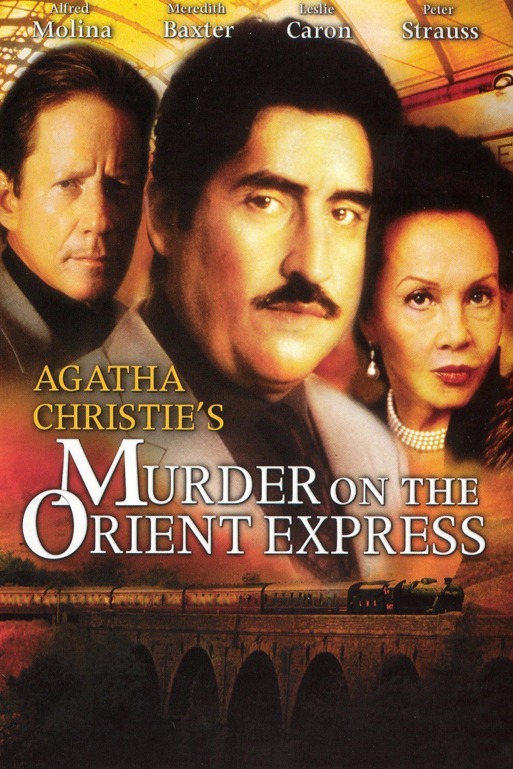 affiche du film Le Crime de l'Orient-Express (TV)