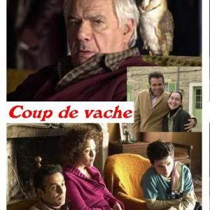 affiche du film Coup de vache (TV)