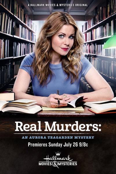affiche du film Aurora Teagarden : Le club des amateurs de meurtres (TV)