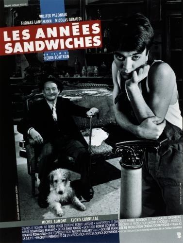 affiche du film Les Années sandwiches