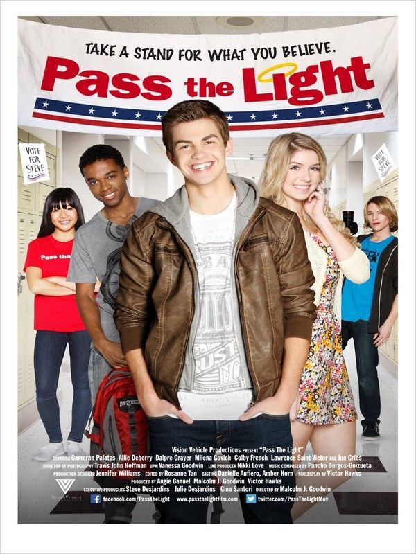 affiche du film Pass the Light