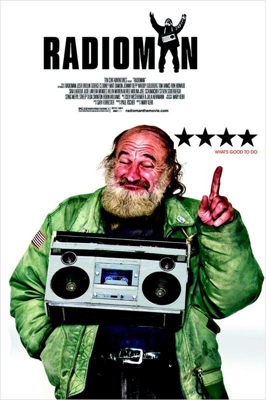 affiche du film Radioman