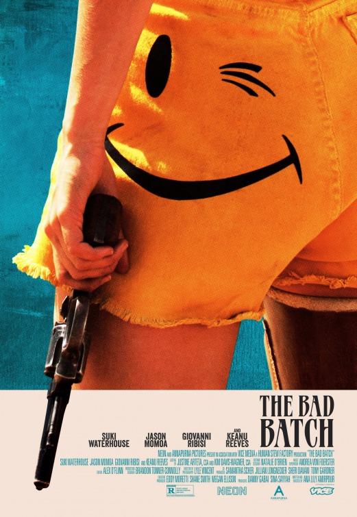 affiche du film The Bad Batch