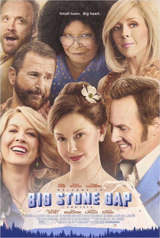 affiche du film Big Stone Gap