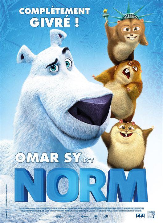 affiche du film Norm