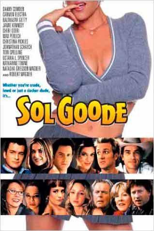 affiche du film Sol Goode