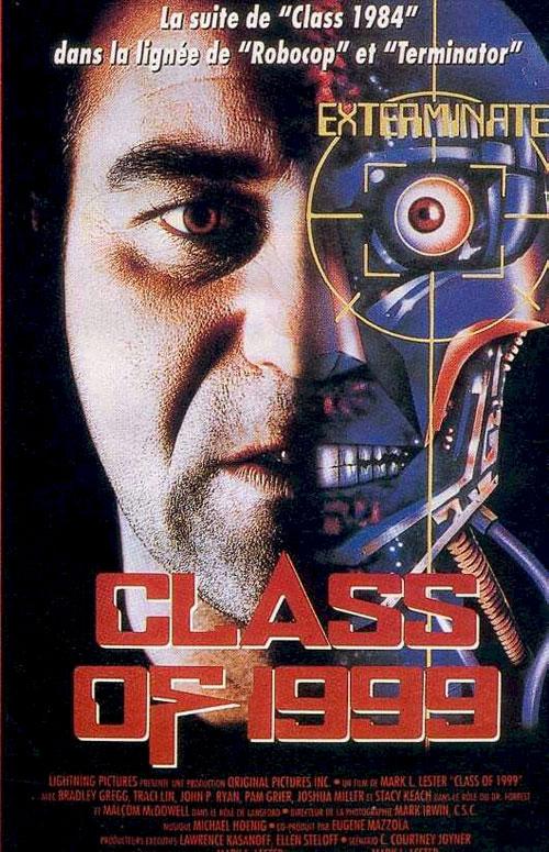 affiche du film Class of 1999