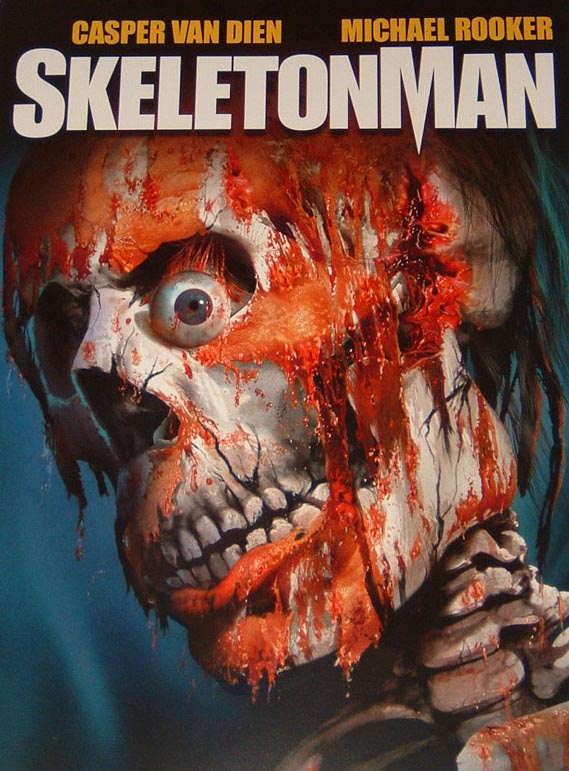 affiche du film Skeleton Man (TV)
