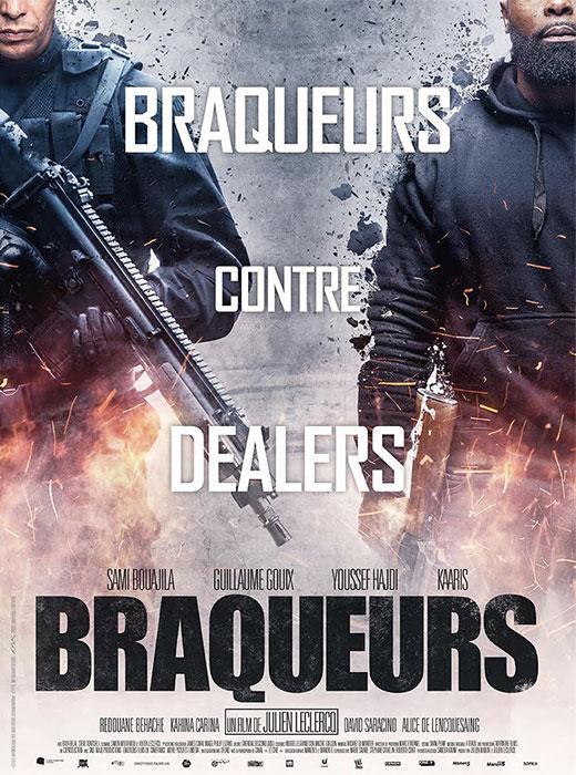affiche du film Braqueurs