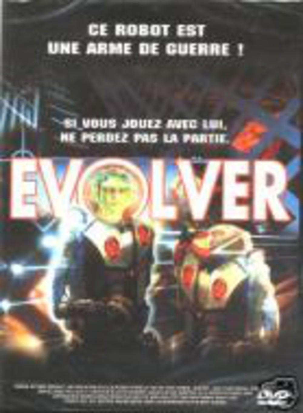 affiche du film Evolver