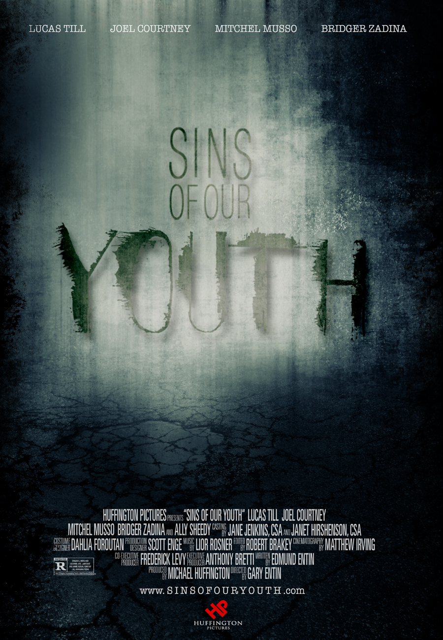 affiche du film Sins of Our Youth