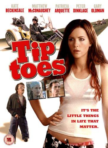 affiche du film Tiptoes