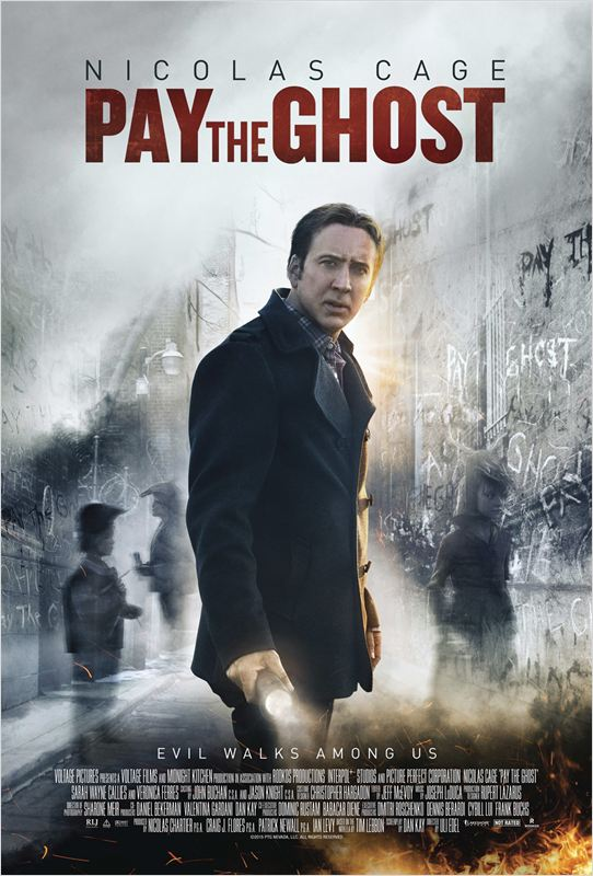 affiche du film Pay the Ghost