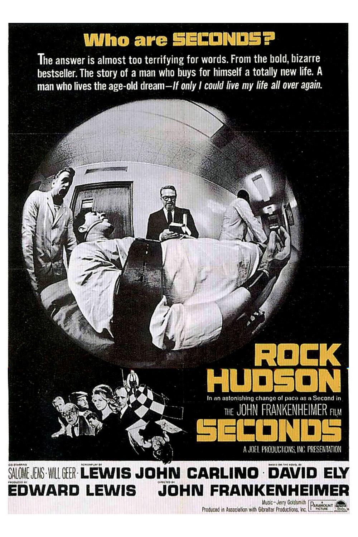 affiche du film Seconds: L'Opération diabolique