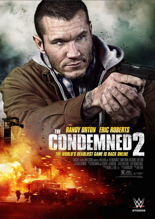affiche du film The Condemned 2