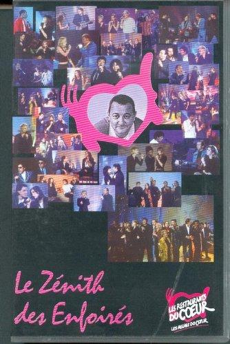 affiche du film Les Enfoirés 1997 ... Le Zénith des Enfoirés