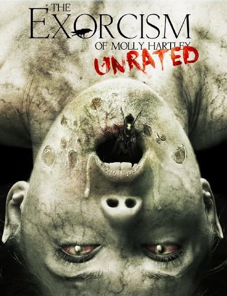 affiche du film The Exorcism of Molly Hartley