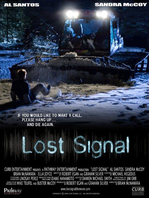 affiche du film Lost Signal