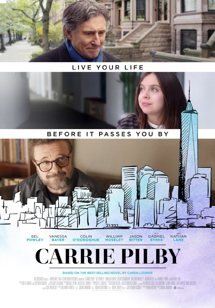 affiche du film Carrie Pilby