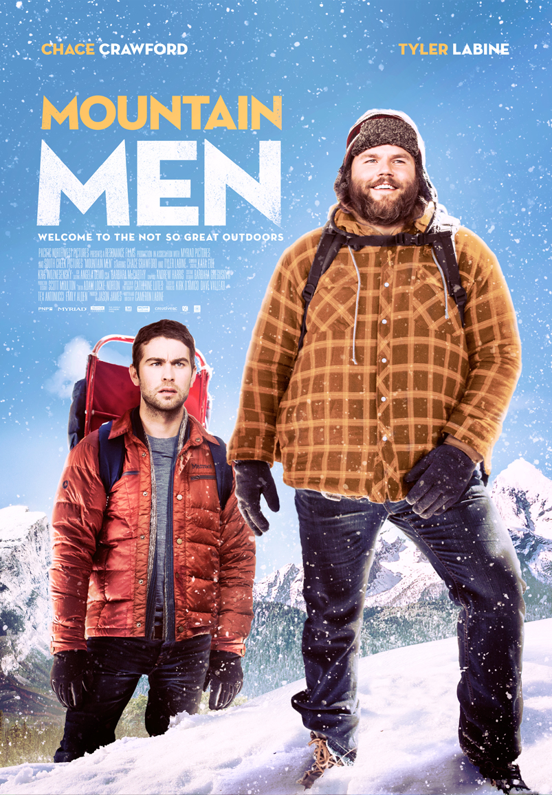 affiche du film Mountain Men