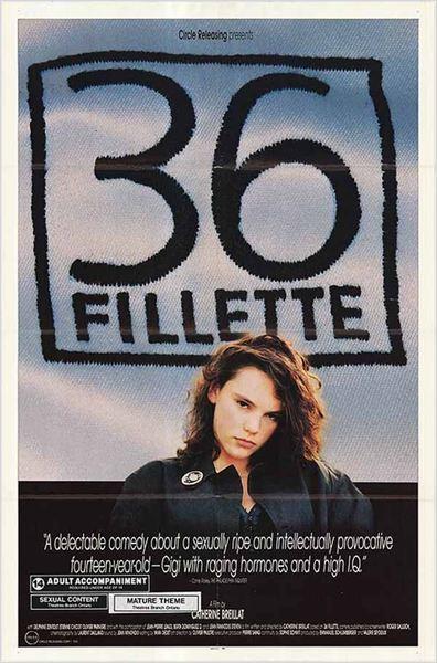 affiche du film 36 fillette