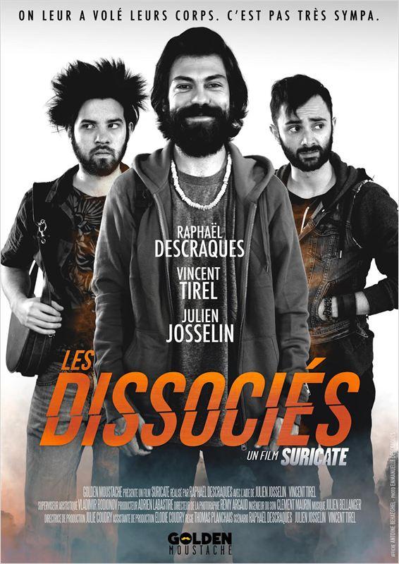 affiche du film Les Dissociés
