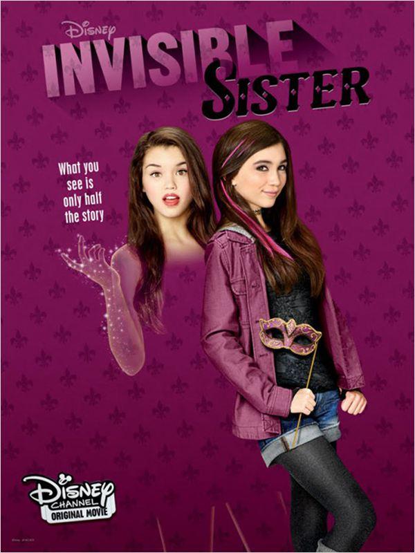 affiche du film Ma soeur est invisible! (TV)