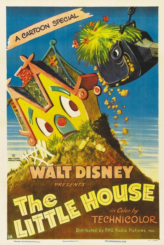 affiche du film La Petite Maison