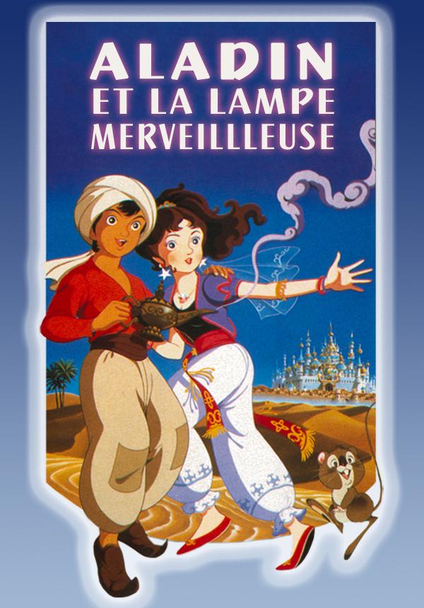 Aladin Et La Lampe Merveilleuse Seriebox