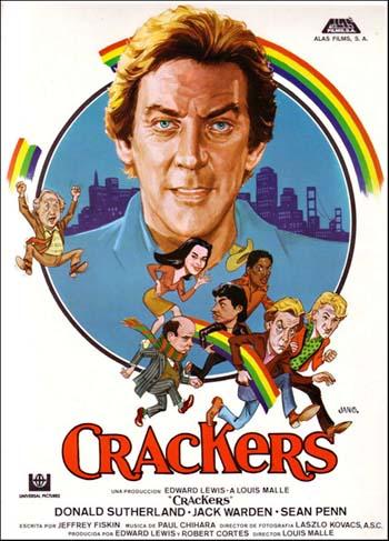 affiche du film Crackers