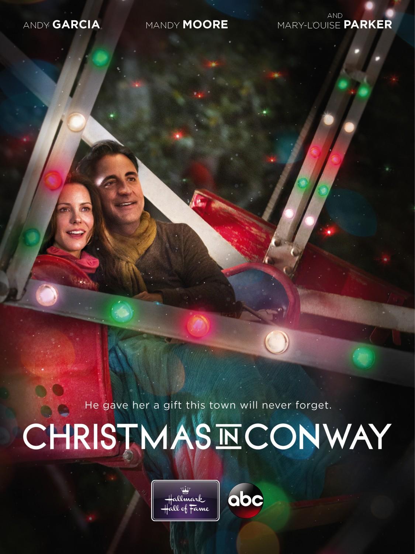 affiche du film Un dernier tour pour Noël (TV)