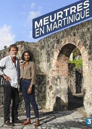 affiche du film Meurtres en Martinique (TV)