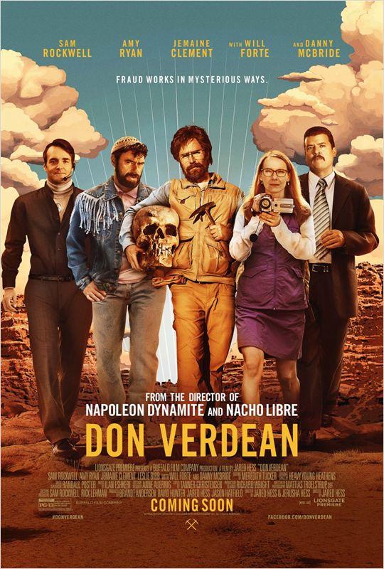 affiche du film Don Verdean