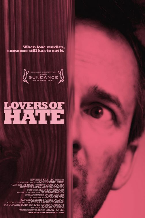 affiche du film Lovers of Hate
