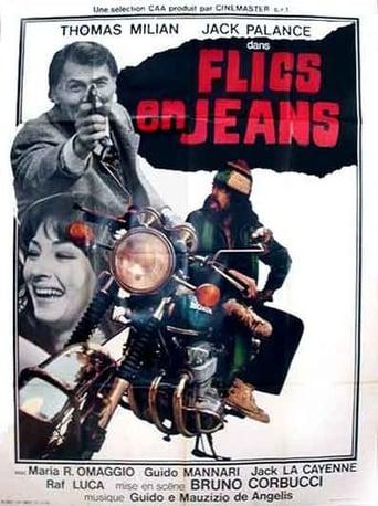 affiche du film Flics en jeans