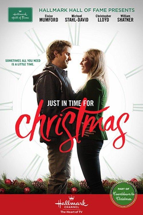 affiche du film Juste à temps pour Noël (TV)