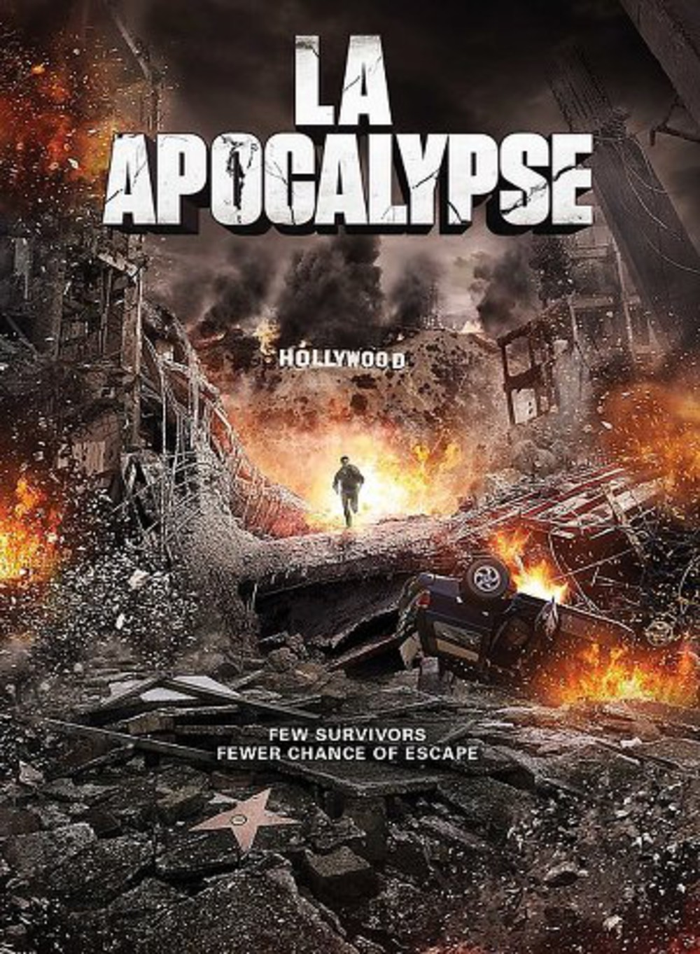 affiche du film Apocalypse Los Angeles