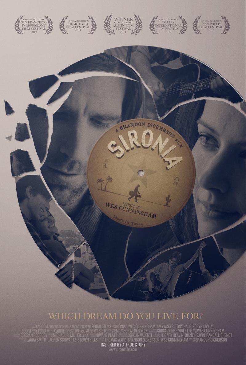 affiche du film Sironia