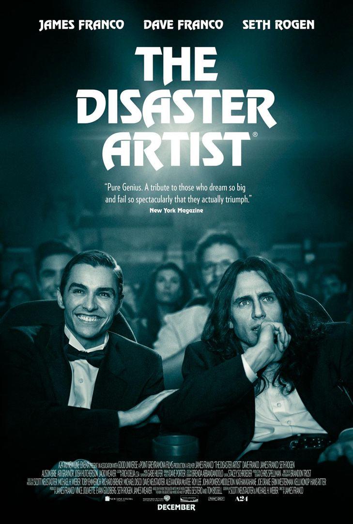 affiche du film The Disaster Artist