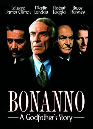 affiche du film Bonanno: A Godfather's Story