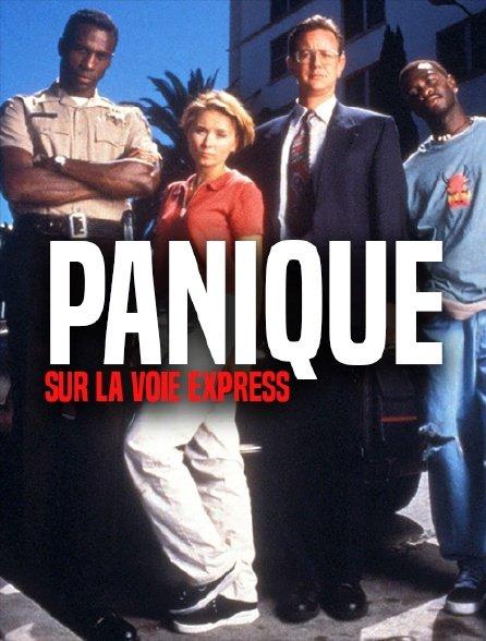 affiche du film Panique sur la voie express (TV)