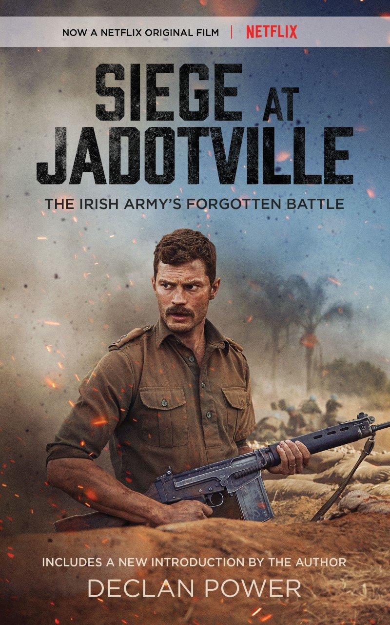 affiche du film The Siege of Jadotville