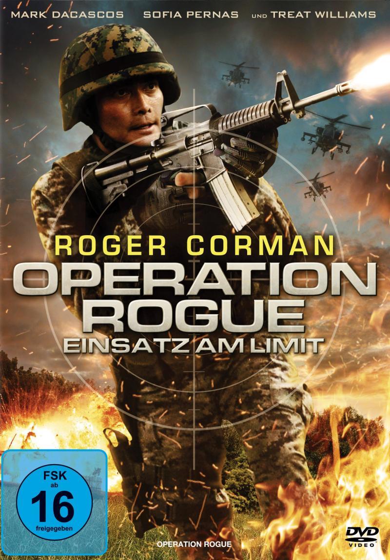 affiche du film Opération Rogue