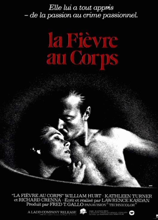 affiche du film La Fièvre au corps