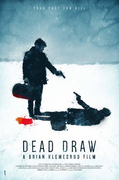 affiche du film Dead Draw