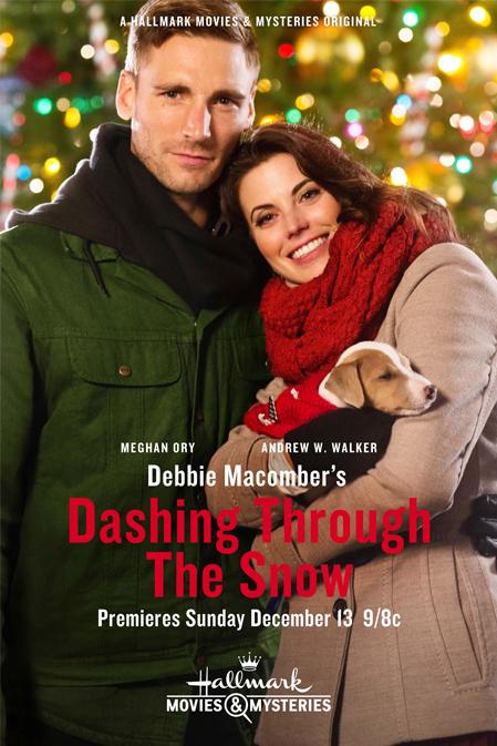 affiche du film En cavale pour Noël (TV)