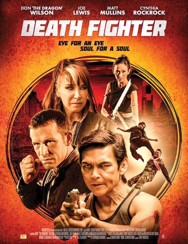 affiche du film Death Fighter
