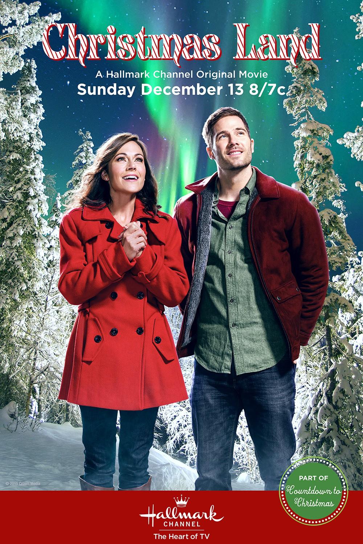 affiche du film Le pays de Noël (TV)